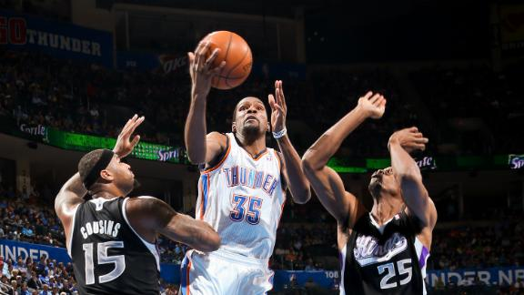 Video - Thunder Clinch Top Spot In West