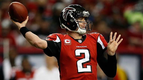 Video - Matt Ryan Not Worried About Contract