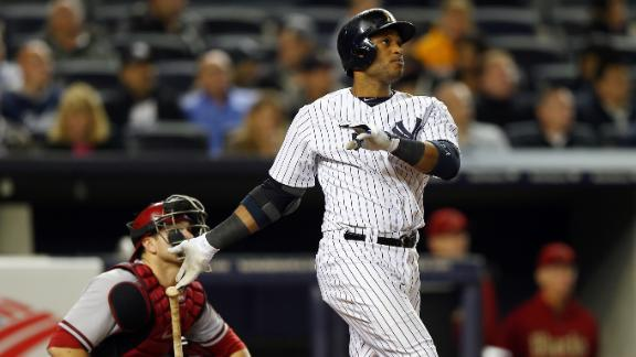 Video - Cano's Homer Lifts Yankees