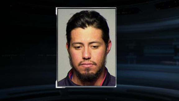 Video - Gallardo Arrested On DUI Charge
