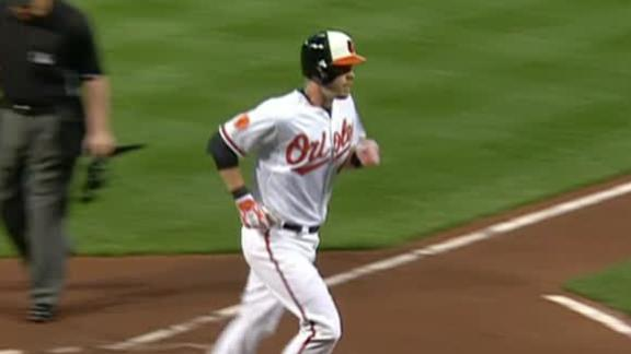 Video - Orioles Hang On To Top Rays 5-4