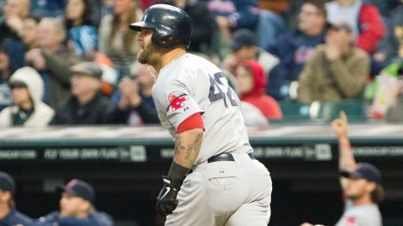 Video - Red Sox Use 7-Run Second To Sink Indians