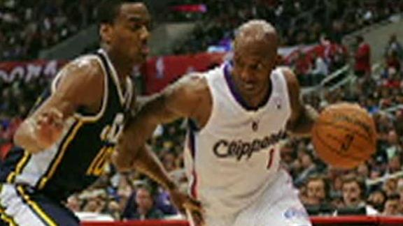 Clippers' Billups, Butler to start vs. Blazers
