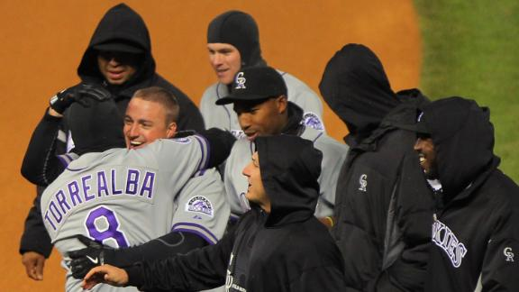 Video - Rockies Rally, Walk Off Against Mets