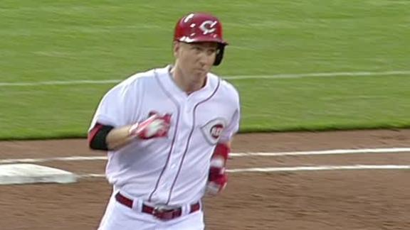 Video - Reds Crush Phillies 11-2