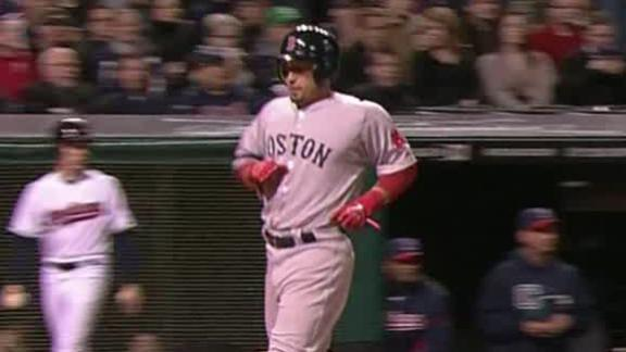 Video - Red Sox Double-Up Indians 6-3