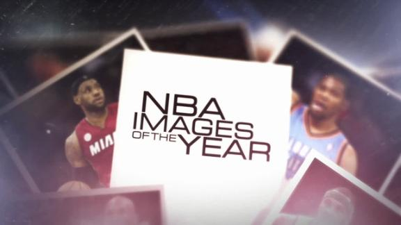 Video - NBA Images Of The Year