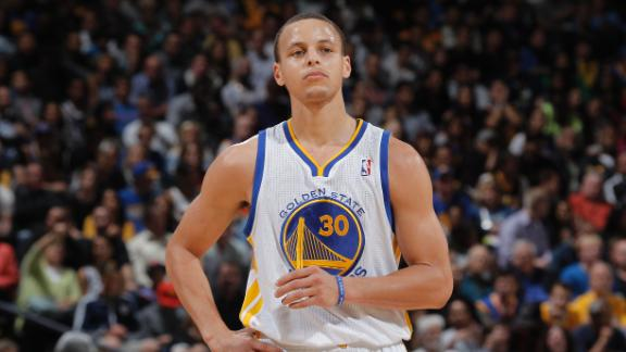 Video - Stephen Curry Close To NBA Record