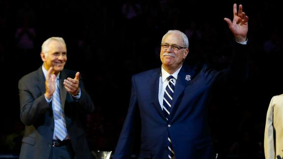 Video - Phil Jackson Ready To Return?