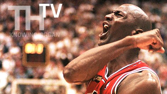 TrueHoop TV: MJ's trainer on MJ