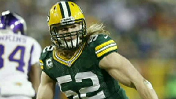 Video - Clay Matthews Signs Extension
