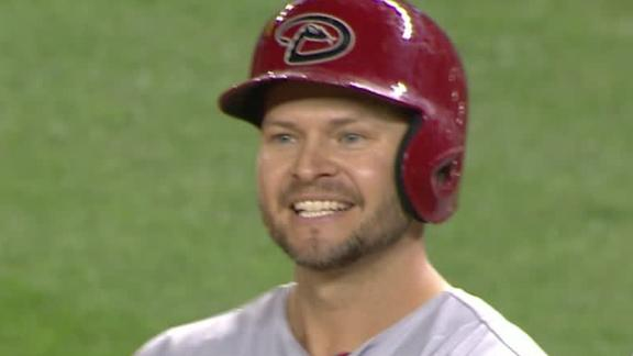 Video - D-backs Tops Yankees In 12