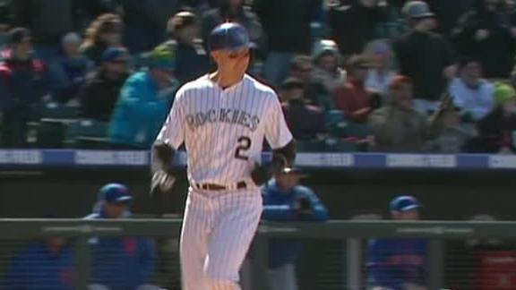 Video - Rockies Sweep Mets
