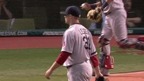 Video - Lester, Red Sox Win Sixth Straight