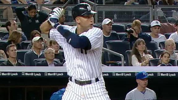 Yanks' Jeter disappointed by injury setback