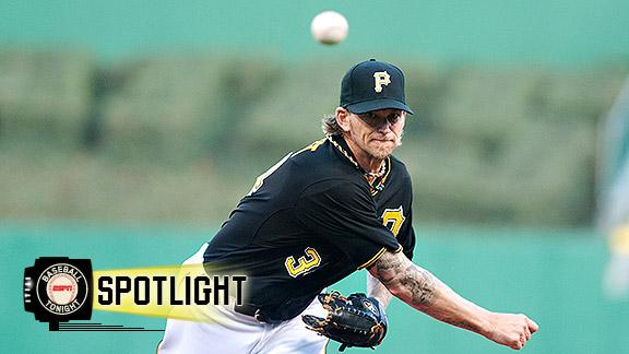 Video - Burnett, Pirates One-Hit Cardinals