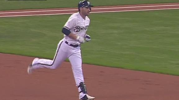 Video - Brewers Sweep Giants