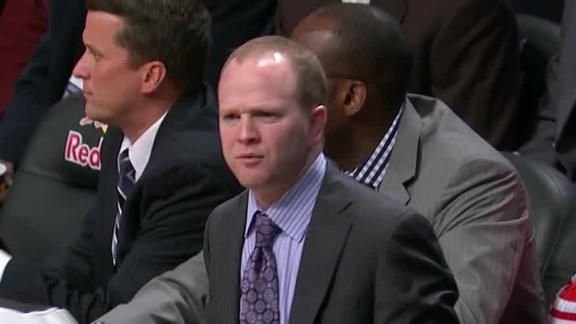 Video - Pistons Fire Lawrence Frank