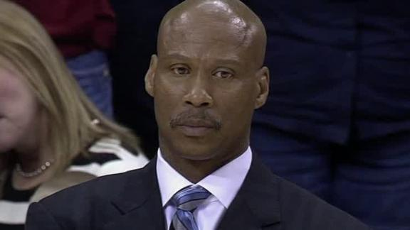 Byron Scott fired as coach of Cleveland Cavaliers