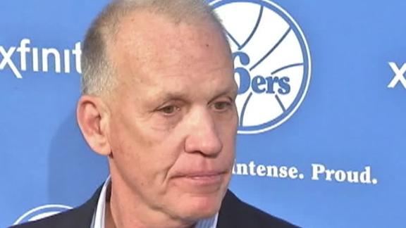 Video - Doug Collins Resigns