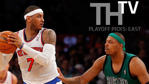 Video - Playoff Picks: Eastern Conference