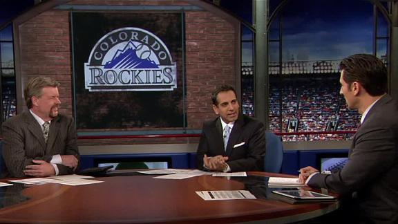 Video - Rockies Making Some Noise