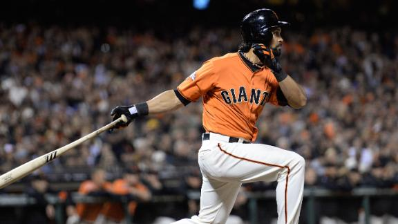Video - Pagan, Giants Walk Off
