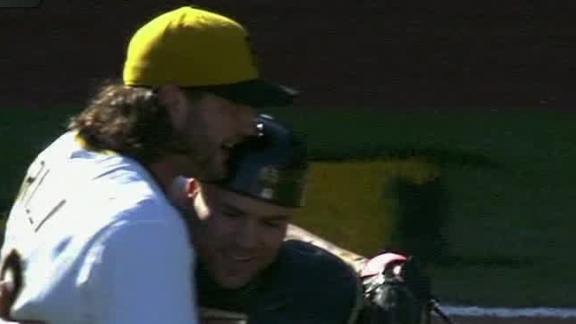Video - Pirates Take Third Straight Against Braves