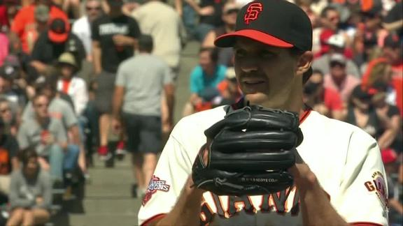 Video - Zito, Giants Blank Padres