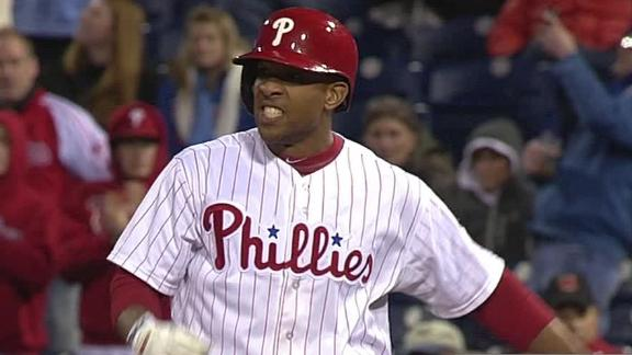 Video - Phillies Rally To Beat Cardinals