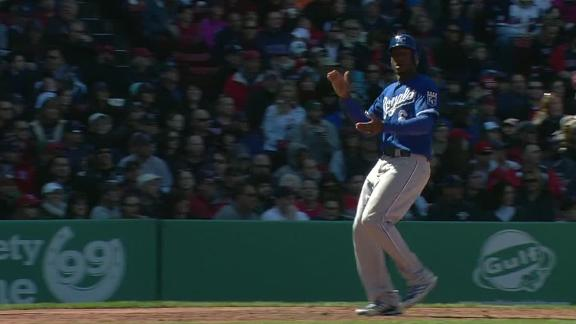 Video - Royals Snap Red Sox Streak