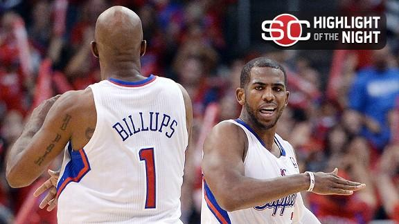 Video - Clippers Win Game 1 Over Grizzlies By 21