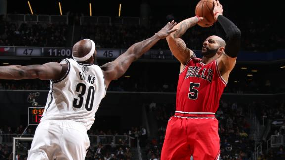 Video - Bulls Even Series With Nets