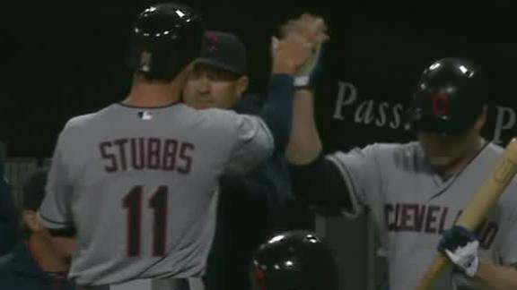 Asdrubal rallies Tribe, Masterson past White Sox