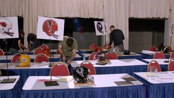 Video - 30 for 30: Elway to Marino -Making of the Set