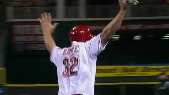 Video - Reds Walk Off In The 13th