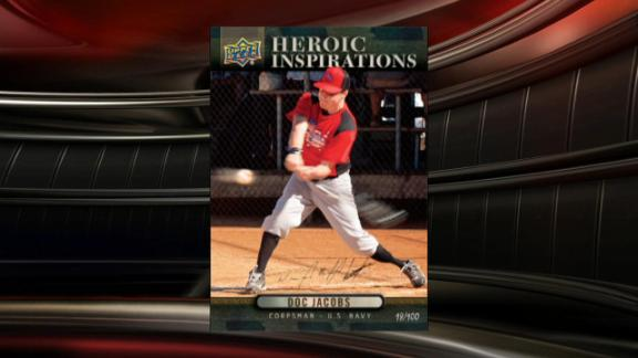 Video - Mint Condition: Veteran Receives Rookie Card