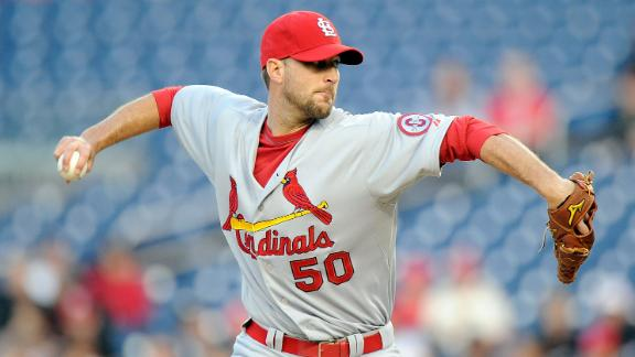 Video - Wainwright Back To Dominant Form