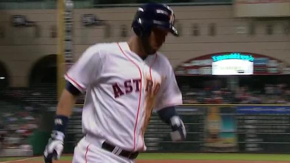 Video - Astros Hang On To Top Mariners