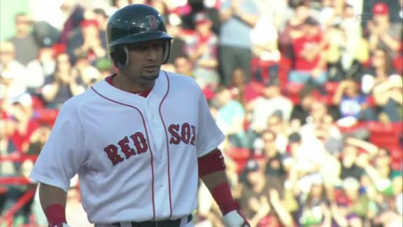 Video - Red Sox Hold Off A's 6-5