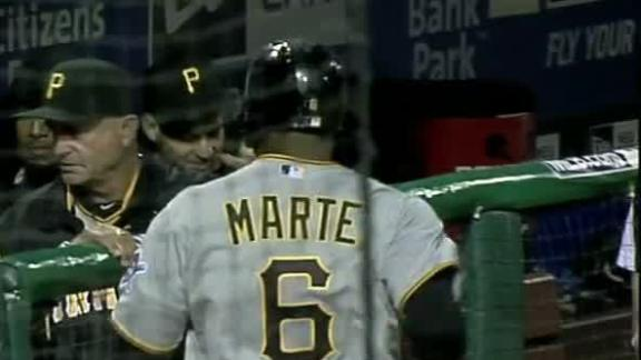 Pirates plate pair in 8th inning to top Phillies