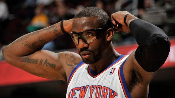 Video - Stoudemire's Role In Knicks' Offense