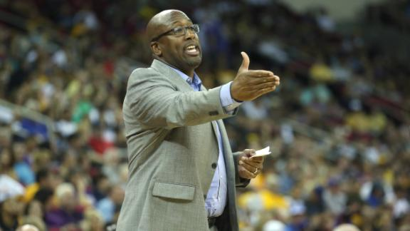 Video - Is Mike Brown The Right Fit For Cavs?