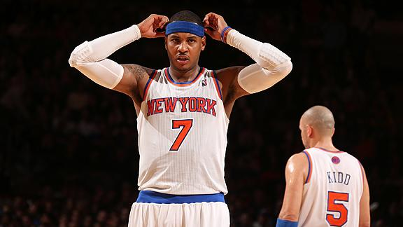 Video - Everything's good for the Knicks