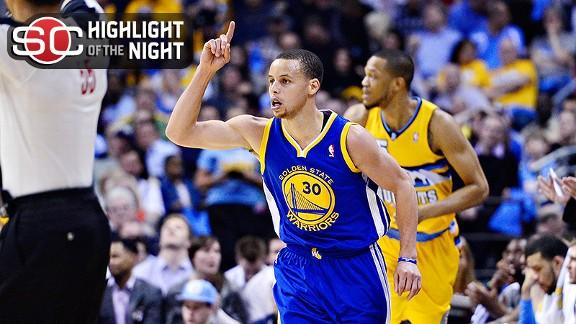 Video - Warriors Stun Nuggets 131-117