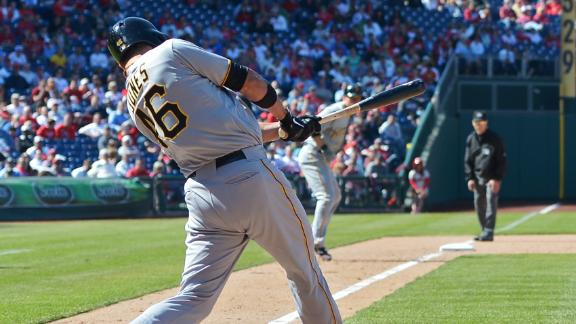Sanchez, Pirates surge past slumping Phils