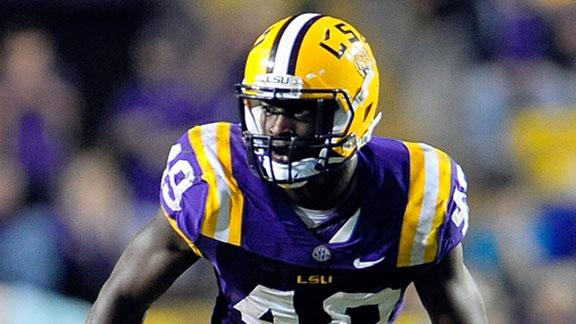 Video - Browns Select Barkevious Mingo