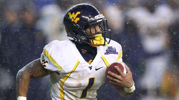 Video - Rams Select Tavon Austin