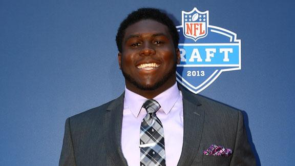 Video - Titans Select Chance Warmack