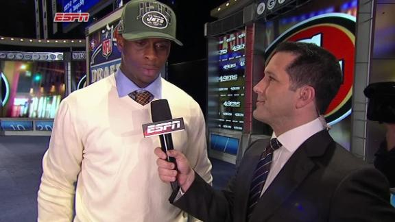 Video - Jets Select QB Geno Smith